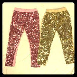 Other - Sparkle little girl leggings